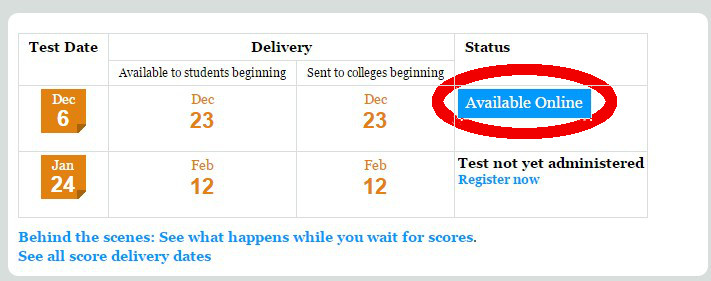 December 2014 SAT Scores Available – NOW  fcf85f671